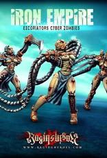 Raging Heroes IRON EMPIRE - EXCORIATORS / CYBER ZOMBIES