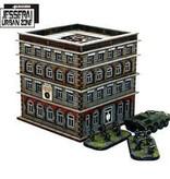 4Ground Miniatures 10mm Standard Terrain: District XXII Hab-Block 5