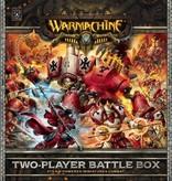 Privateer Press Warmachine: Two-Player Battle Box