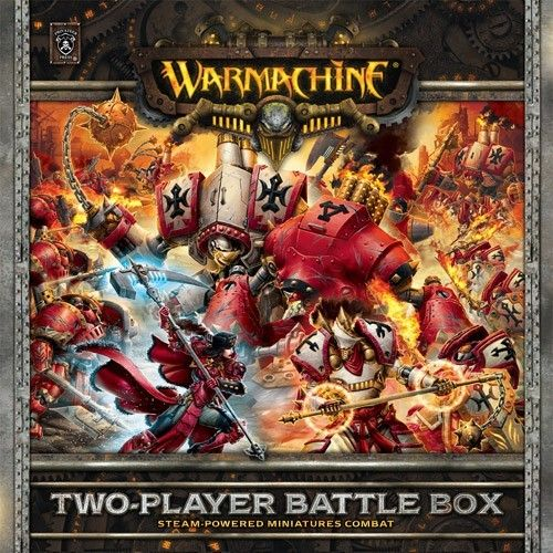 Privateer Press Warmachine: Two-Player Battle Box