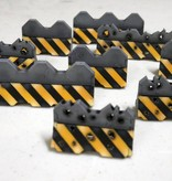 Frontline Gaming ITC Terrain Series: Urban Barricades