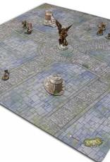 Privateer Press Mat: Iron Kingdoms City Streets 4x4'