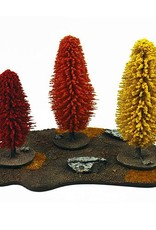 Frontline Gaming ITC Terrain Series: Autumn Tree Set