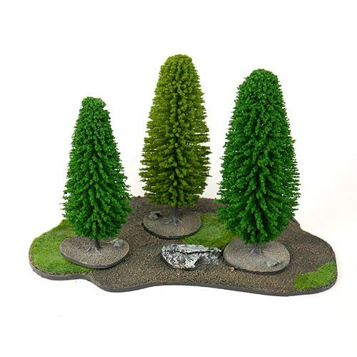 Frontline Gaming Buy 2 Tree Sets for $50: 2 Summer Tree Sets
