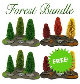 Frontline Gaming Buy 3 Trees Get 1 Free!