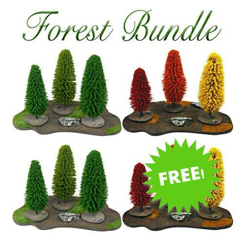 Frontline Gaming Buy 3 Trees Get 1 Free!