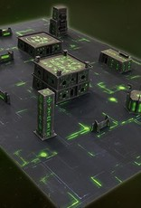 Frontline Gaming ITC Terrain Series: Robot City Obelisk Bundle