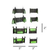 Frontline Gaming ITC Terrain Series: Robot City Barriers