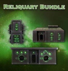 Frontline Gaming ITC Terrain Series: Robot City Reliquary Bundle