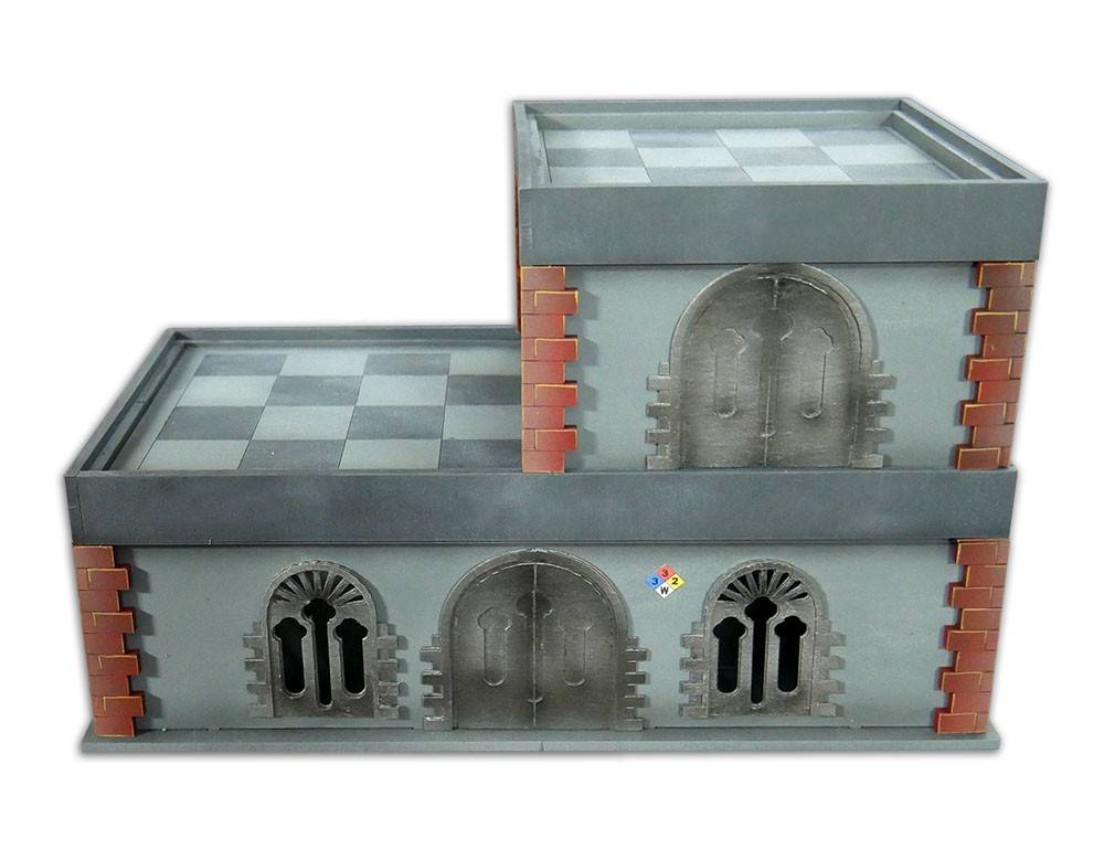 Frontline Gaming ITC Terrain Series: Urban Compact Bundle