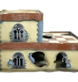Frontline Gaming ITC Terrain Series: ITC Standard Damaged Urban Set