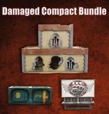 Frontline Gaming ITC Terrain Series: Damaged Urban Compact Bundle