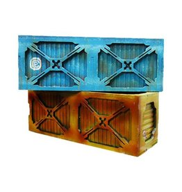Frontline Gaming ITC Terrain Series: Cargo Container A