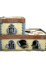 Frontline Gaming ITC Terrain Series: Damaged Urban Compact Building