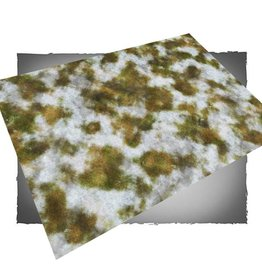 Frontline Gaming FLG Mats: Snow Covered Tundra 1 6x4