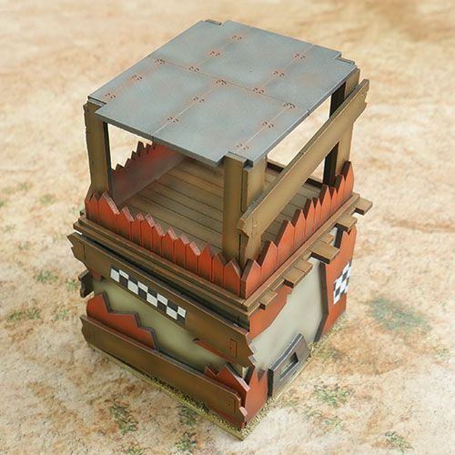 Frontline Gaming ITC Terrain: Orc Tower