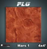 Frontline Gaming FLG Mats: Mars 1 4x4'