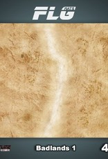 Frontline Gaming FLG Mats: Badlands 1 4x4'