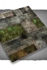 Frontline Gaming FLG Mats: City 1 3x3'