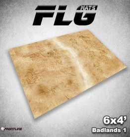 Frontline Gaming FLG Mats: Badlands 1 6x4