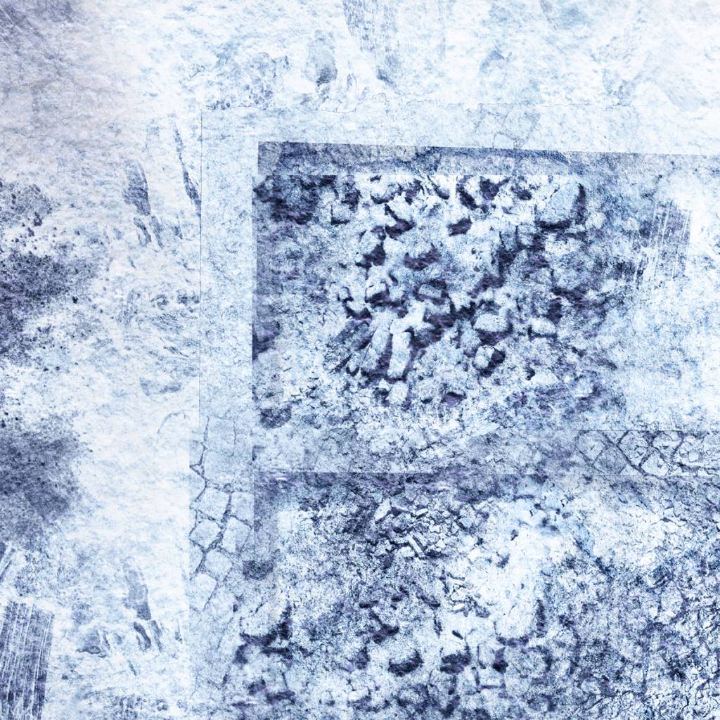 Frontline Gaming FLG Mats: War-torn Snow Covered City 1 6x4