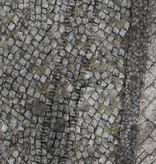 Frontline Gaming FLG Mats: War-torn Cobblestone City 1 6x4