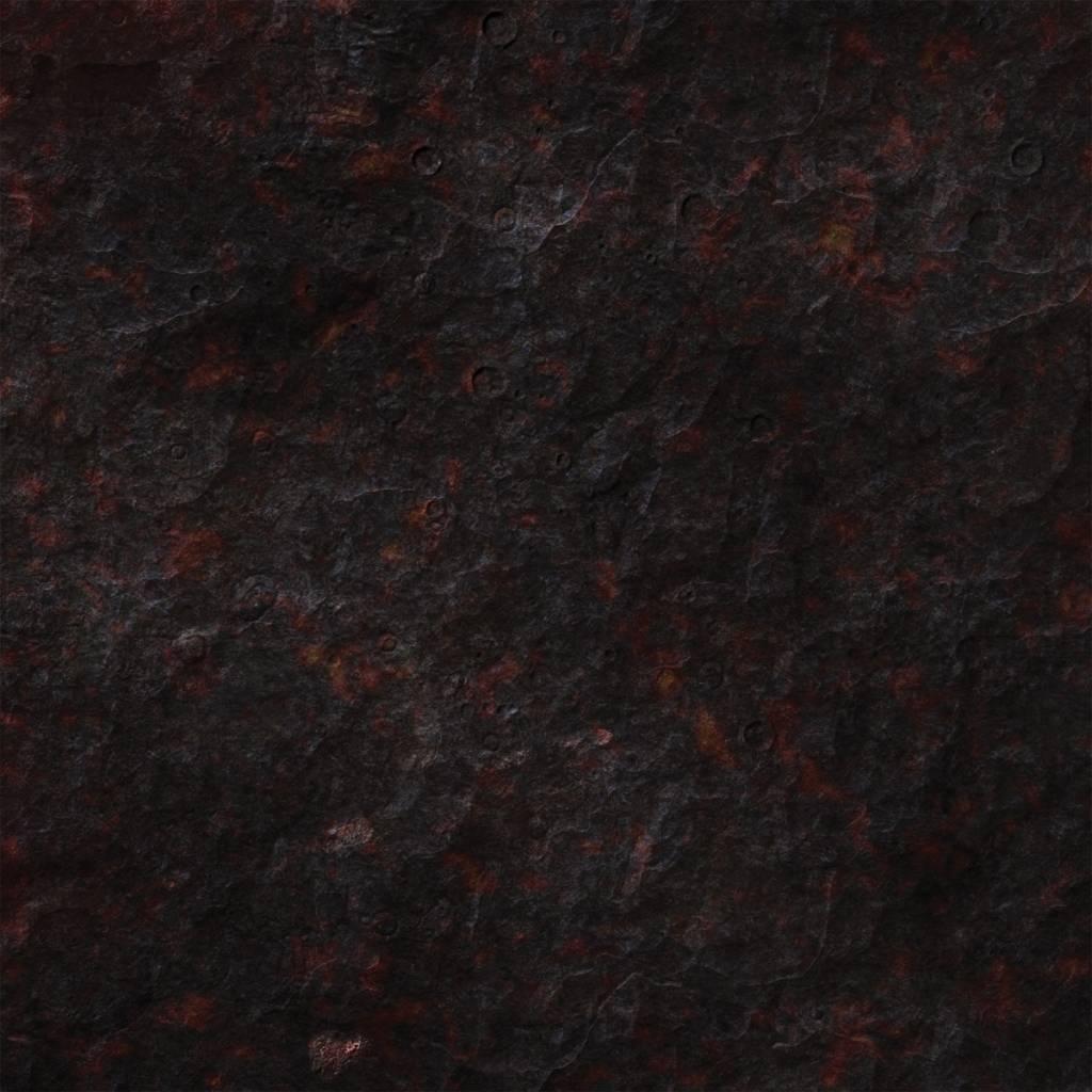 Frontline Gaming FLG Mats: Lava 1 4x4'