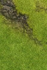 Frontline Gaming FLG Mats: Grasslands 1 3x3'