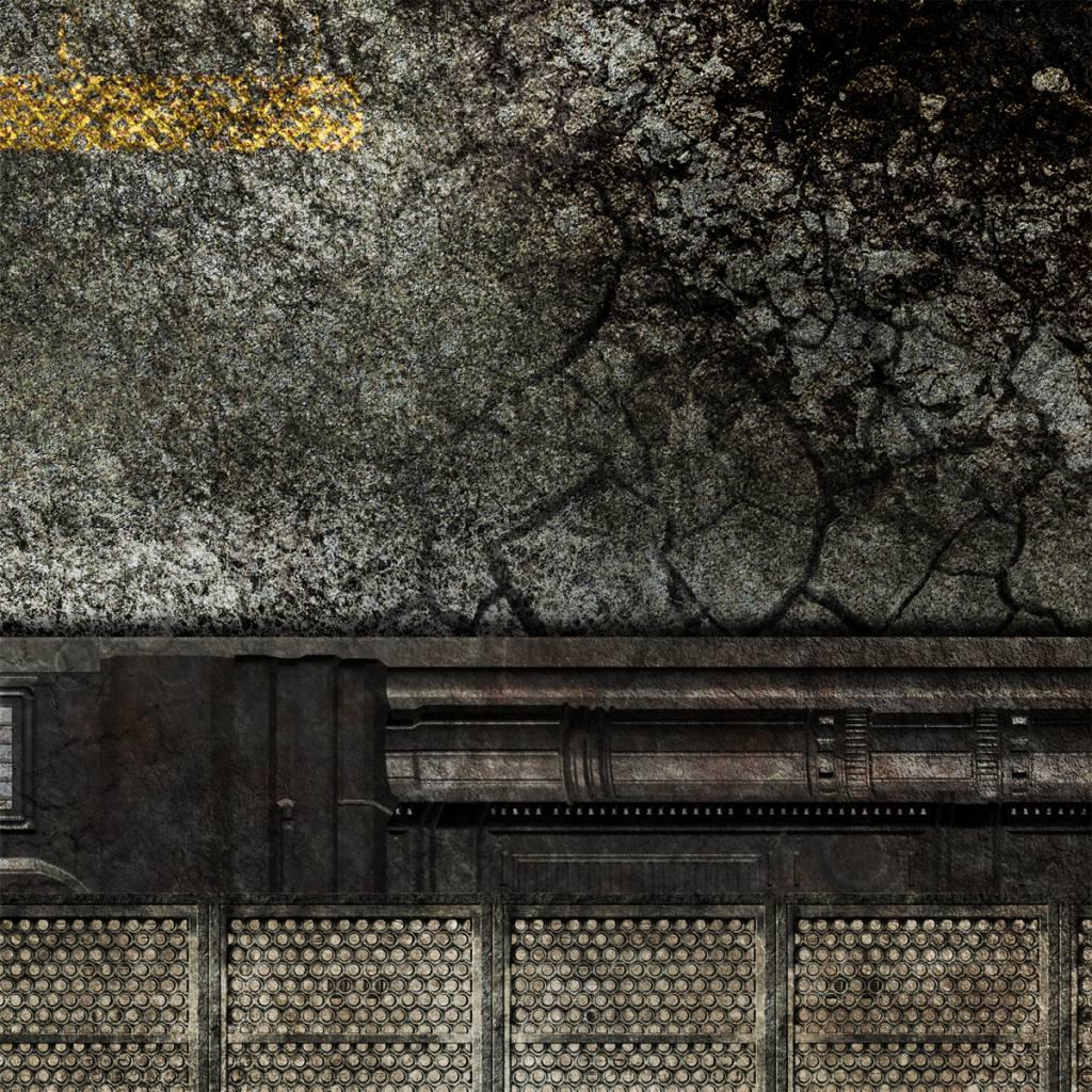 Frontline Gaming FLG Mats: City 1 4x4'