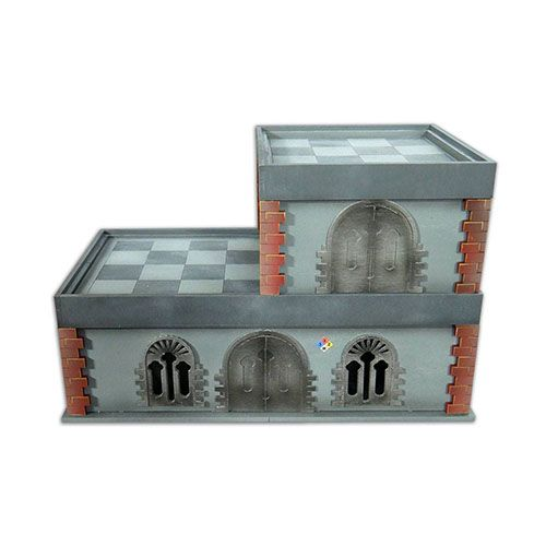Frontline Gaming ITC Terrain Series: Urban Compact Building