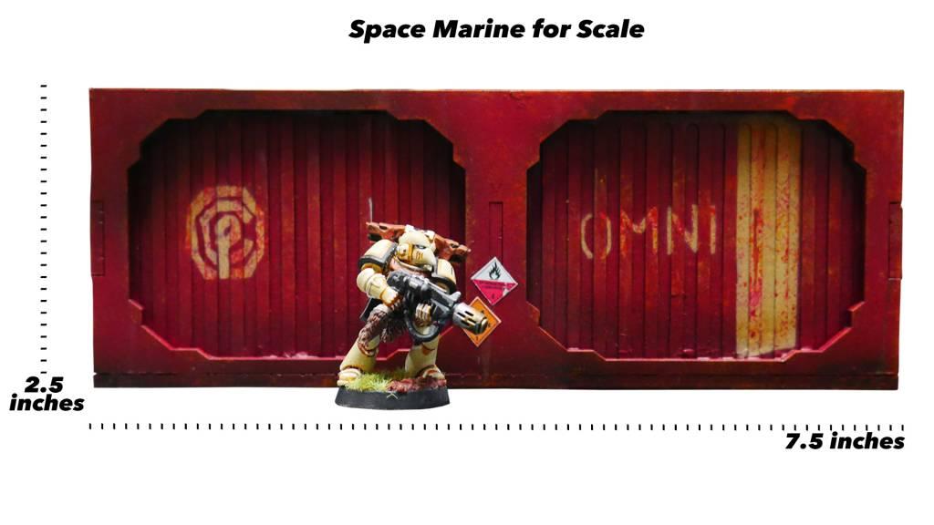 Frontline Gaming ITC Terrain Series: Orc Barracks Bundle