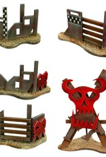 Frontline Gaming ITC Terrain Series: Orc Great Hall Bundle