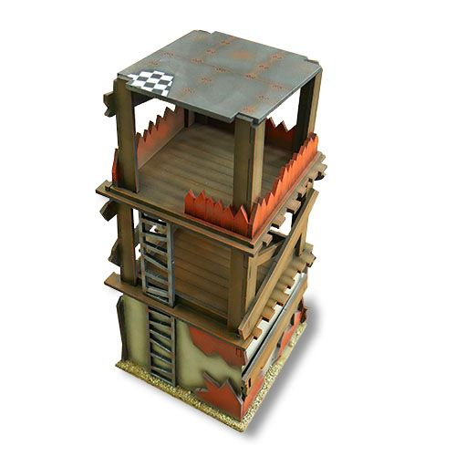 Frontline Gaming ITC Terrain Series: Orc Complete Set