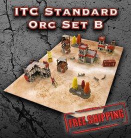Frontline Gaming ITC Terrain Series: ITC Standard Orc Set B
