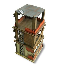 Frontline Gaming ITC Terrain Series: Large Orc Watch Tower