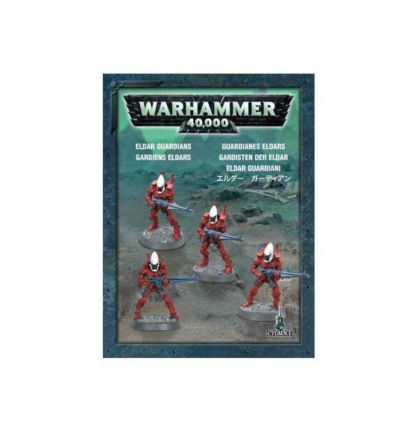 Games Workshop Eldar Guardians