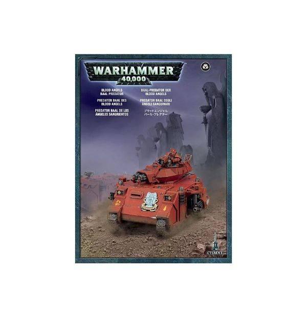 Games Workshop Baal Predator