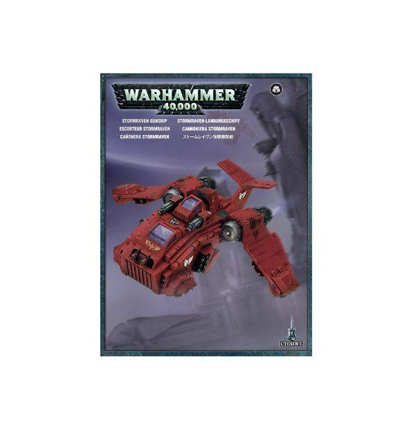 Games Workshop Stormraven Gunship