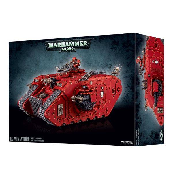 Games Workshop Chaos Space Marines Land Raider