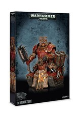 Games Workshop Chaos Space Marines Khorne Lord of Skulls