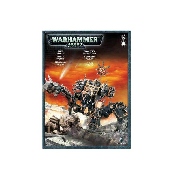 Games Workshop Defiler