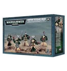 Games Workshop Dark Angels Company Veterans Squad