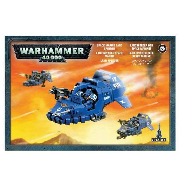 Games Workshop Land Speeder