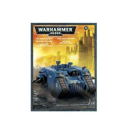 Games Workshop Space Marine Land Raider