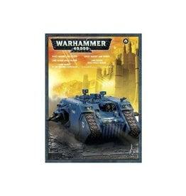 Games Workshop Space Marine Land Raider