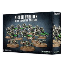 Games Workshop Necrons Warriors