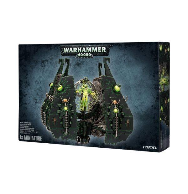 Games Workshop Tesseract Vault