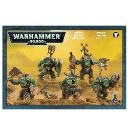 Games Workshop Nobz