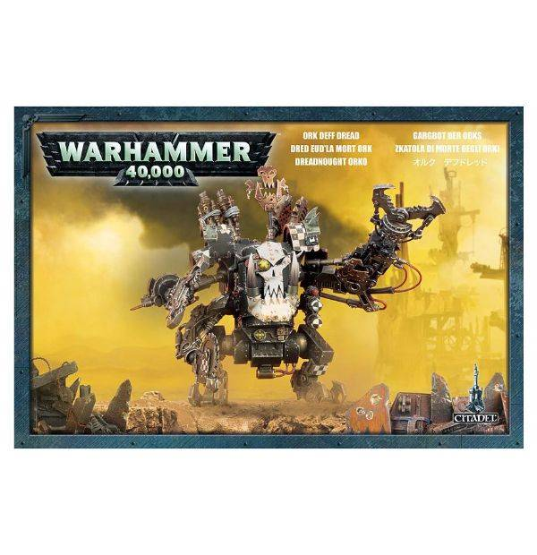 Games Workshop Deff Dread