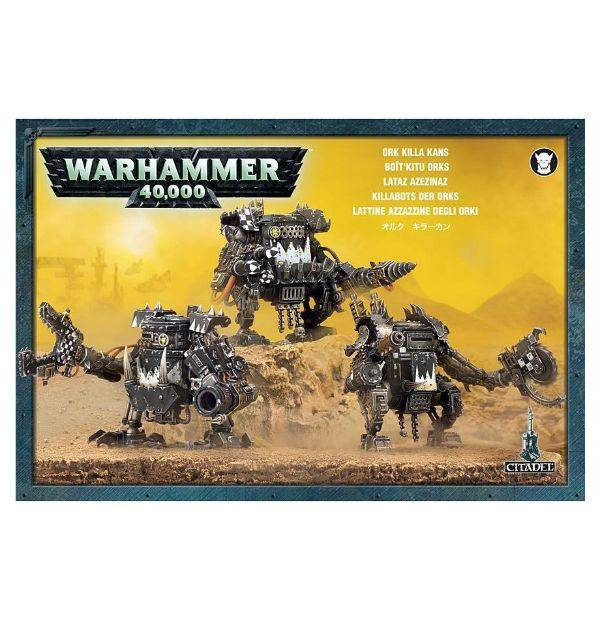 Games Workshop Killa Kans